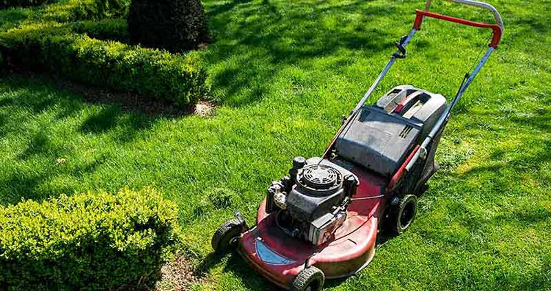 How To Use The Mower