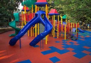 Plastic, Rubber & Foam Playground: Which is the Best?