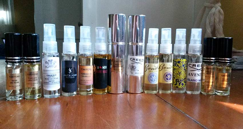Various Benefits of Using Fragrance Decants