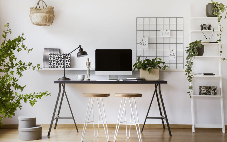 Home Office Ideas for better Productivity