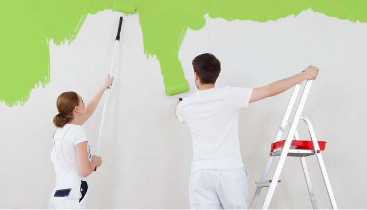 Be Prudent about Interior & Exterior Painting