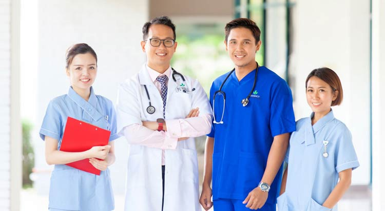 the Importance of Wearing Scrub for Medical Staffers