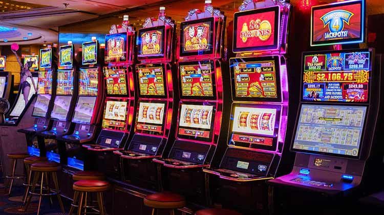 How To Play Slot Machine Games To Win