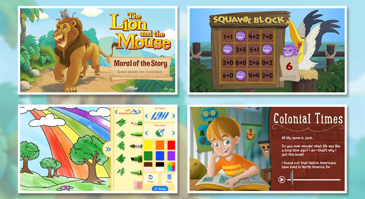 Top Best Learning Apps for Kids