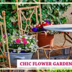3 Unique Areas Where You Can Begin Your Chic Flower Garden at Home